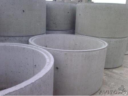 Кольцо стеновое доборное КС 10.4 замок