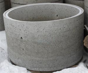 Кольцо стеновое с дном КСД 15.9 замок
