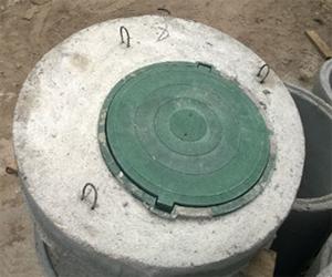 Плита перекрытия с люком ППЛ 10